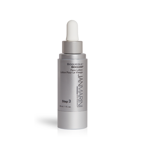 Use and benefits of the Jan Marini Bioclear Face Lotion