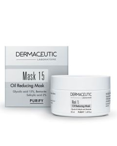 Dermaceutic Mask 15 - Oil Reducing Mask
