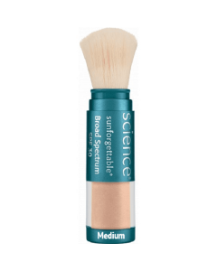 Colorescience Sunforgettabe  Mineral Sunscreen Brush, SPF 30, Medium
