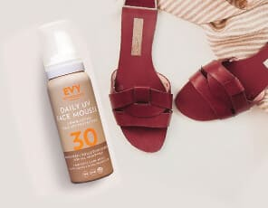 EVY Daily UV Face Mousse SPF30