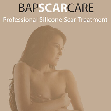 BAPSCARCARE - Silicone therapy for scars